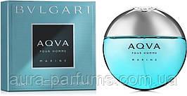 Bvlgari Aqva Pour Homme Marine Туалетная вода 100 ml. лицензия