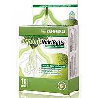 Корневое удобрение в виде шариков, Dennerle, для аквариумных растений Deponit NutriBalls, 30 шт.