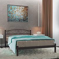 Кровать металлическая односпальная Вероника