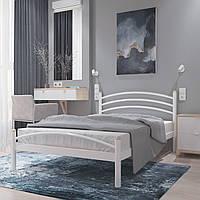 Кровать металлическая односпальная Маргарита