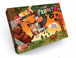 Настольная игра логическая Супер Ранчер G-SR-01-01U, Danko Toys