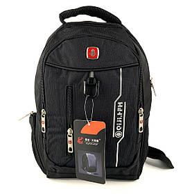 Рюкзак міський Jiaze 34 x 26 x 15 см Чорний (jia608/1)