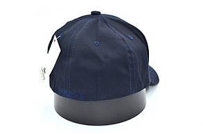 Кепка фулка Classic Lacoste 57-59 см темно-синяя (C 0919-294), фото 2