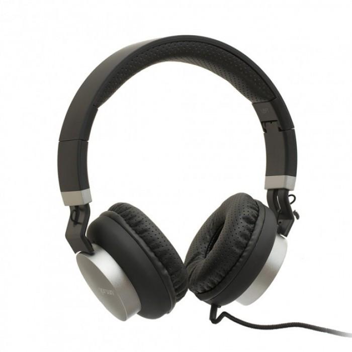 Проводные Наушники Gorsun GS-789 с микрофоном Чёрные