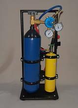 Газозварювальний пост, пальник, газозварювання СП-5