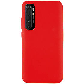 Чехол Silicone Cover Full without Logo (A) для Xiaomi Mi Note 10 Lite
