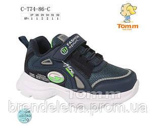 Дитячі кросівки для хлопчика ТЕ,М р27-32 ( код 7486-00)