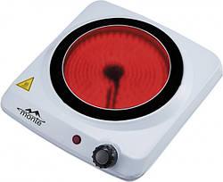Настільна плита електрична інфрачервона Monte 2107-MT