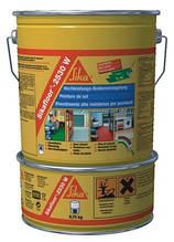 Покрытие эпоксидное напольное вододисперсионное  Sikafloor-2530 W (AB), 6кг/ RAL 7032/RAL 3009 и другие цвета