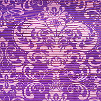 Аквамат в ванную ширина 65 см.Фиолетовый.