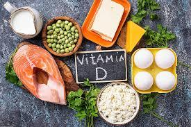 Витамин D в еде. Картинка 1.