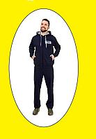 Р-р 48-58, Мужской спортивный костюм из трикотажа демисезонный