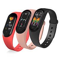 Смарт часы Xiaomi Mi Band M5 / Фитнес-браслет для спорта / Трекер