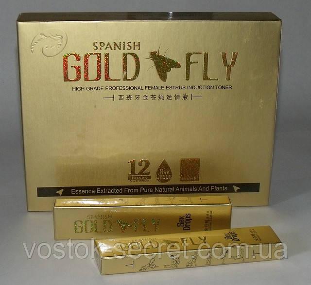 Gold Fly - Шпанская Мушка - женский возбудитель