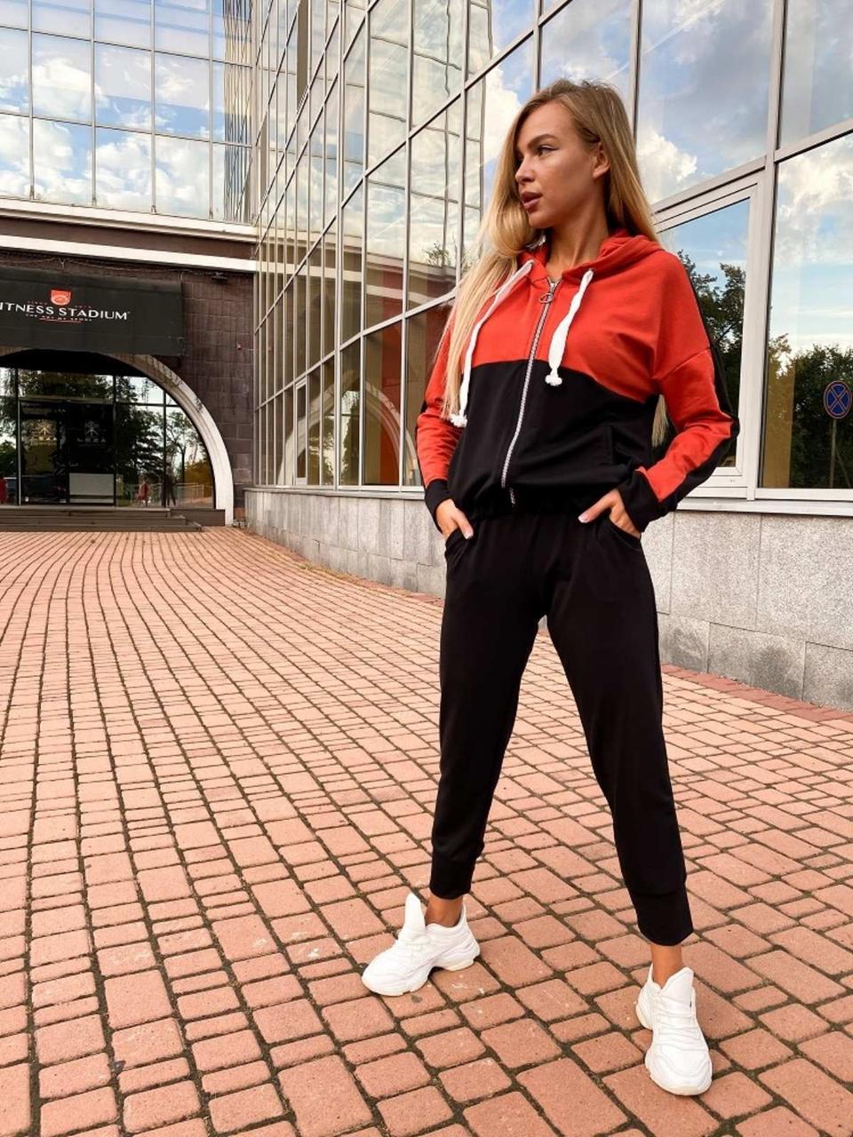Женский спортивный костюм  осень.Новинка 2020