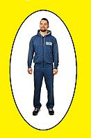 Мужской спортивный костюм повседневный демисезонный , р-р 48-54