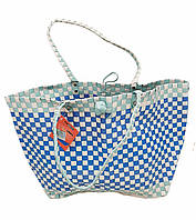 Плетена сумка Top Move для пляжу, сумка для покупок, шоппер, 25 л