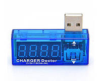 USB Charger Doctor (USB вольтметр амперметр)