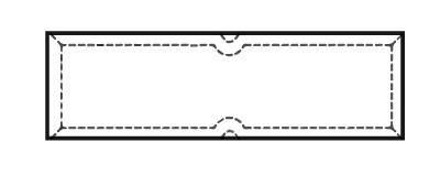 Гільза з'єднувальна GTY 6 мідно луджена TechnoSystems TNSy5500140, фото 2