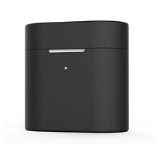 Чохол для навушників Xiaomi Mi Air 2 Колір Чорний TWS Bluetooth Silicone Case