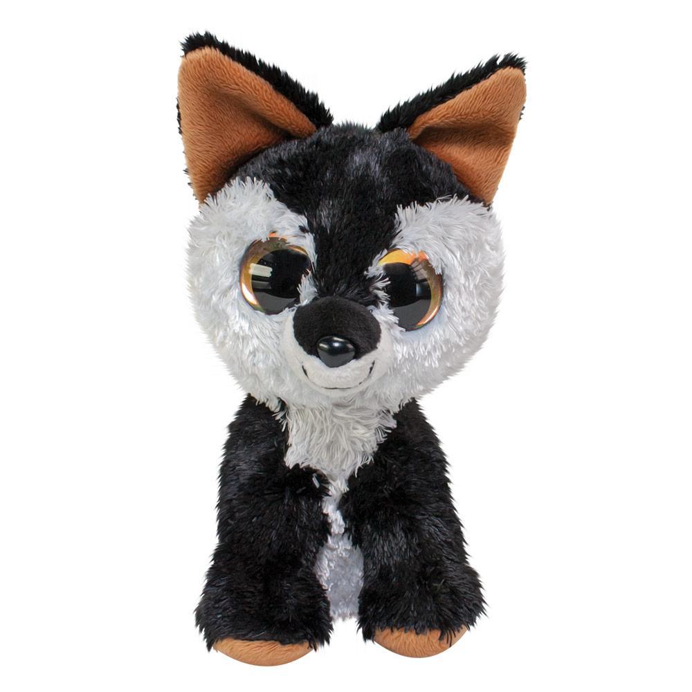 Мягкая игрушка Lumo Stars Волк Hukka (15 см) (54987)