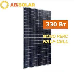 Солнечная панель батарея Abi Solar 330-60MHC 330 Вт фотомодуль монокристалл
