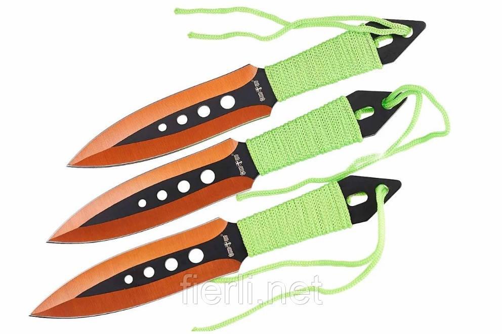 Метальні ножі Grand Way YF016 (3 в 1)
