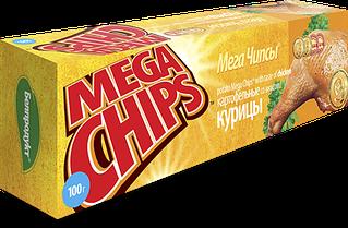 Белорусские картофельные чипсы курица