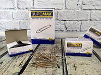 Скрепки канцелярские, волнистые, 78 мм, 50 штук ВМ.5021 Buromax Украина