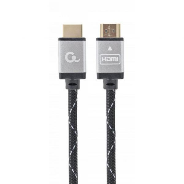 Кабель мультимедийный HDMI to HDMI 1.5m Cablexpert (CCB-HDMIL-1.5M)