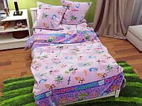 Постельное белье в кроватку Фиксики/комплект детского постельного белья