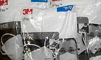 Маска респиратор защитная 3М 9162 FFP-2 реальные фото товара