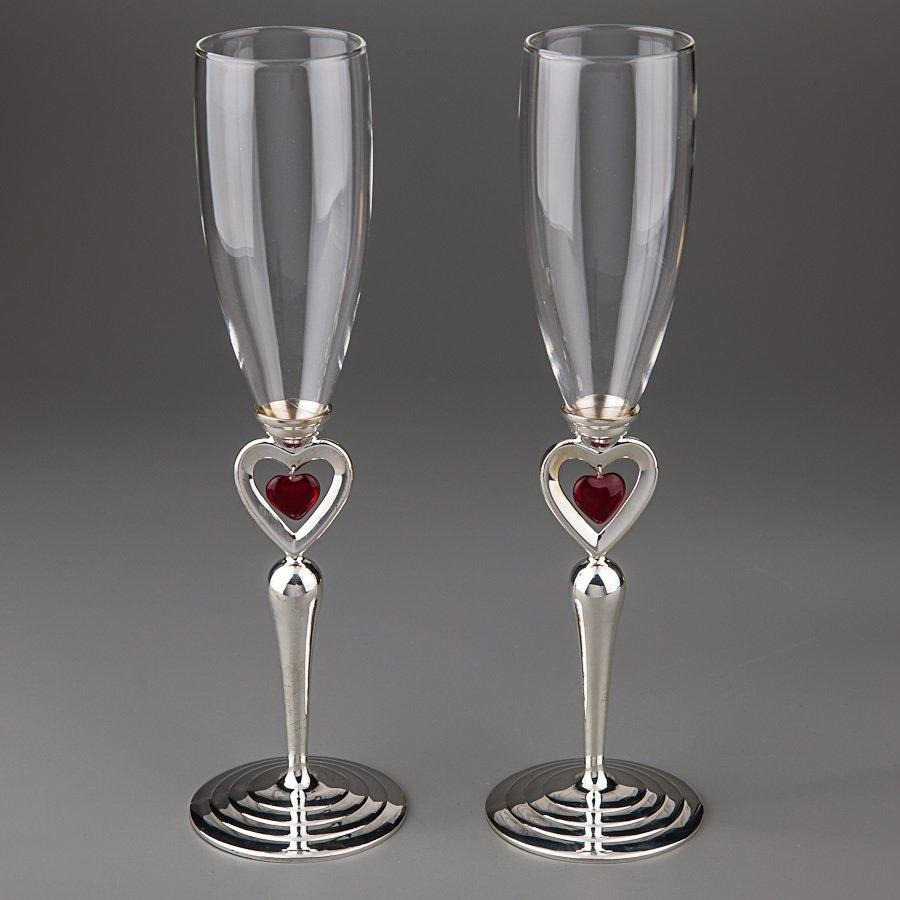 Свадебные бокалы Veronese 2 шт  1027G