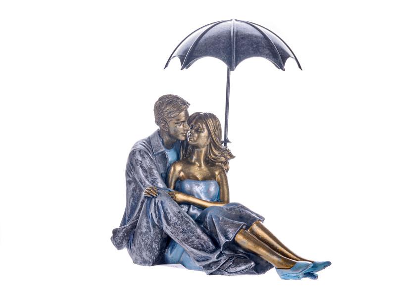 Статуэтка Lefard Влюбленная пара 18 см 192-070
