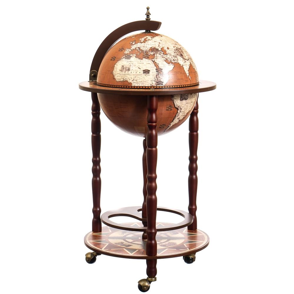 Глобус-Бар напольный Lefard 88х42 см 0504-008