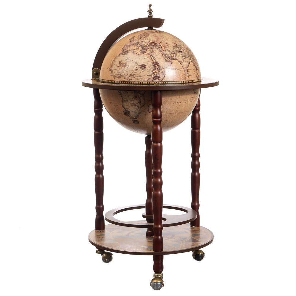 Глобус-Бар напольный Lefard 88х42 см 00504-007