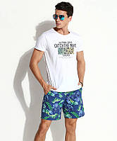 Летние мужские шорты бермуды Qike - №4754