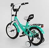 Велосипед дитячий Corso 14 дюймів 0211, фото 2