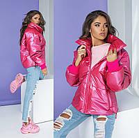 Куртка  женская в расцветках 39955, фото 1