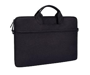 Мужская сумка портфель для документов - черный