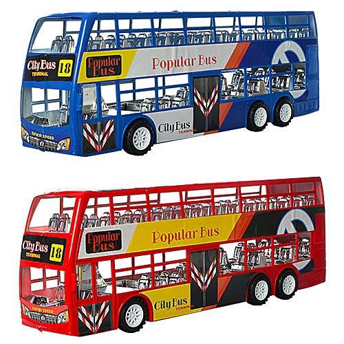 Автобус игрушечный.Автобус детский инерционный.