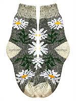 Носочки шерстяные женские ангора