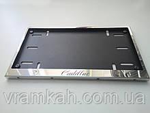 Номерна рамка для авто Cadillac