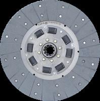 Диск ведомый главной муфты сцепления ЮМЗ-80 (75-1604040 А6)