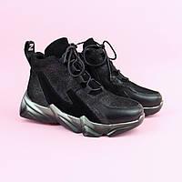 Детские демисезонные кроссовки для девочки тм BiKi размер 33,34,35,36,37,38