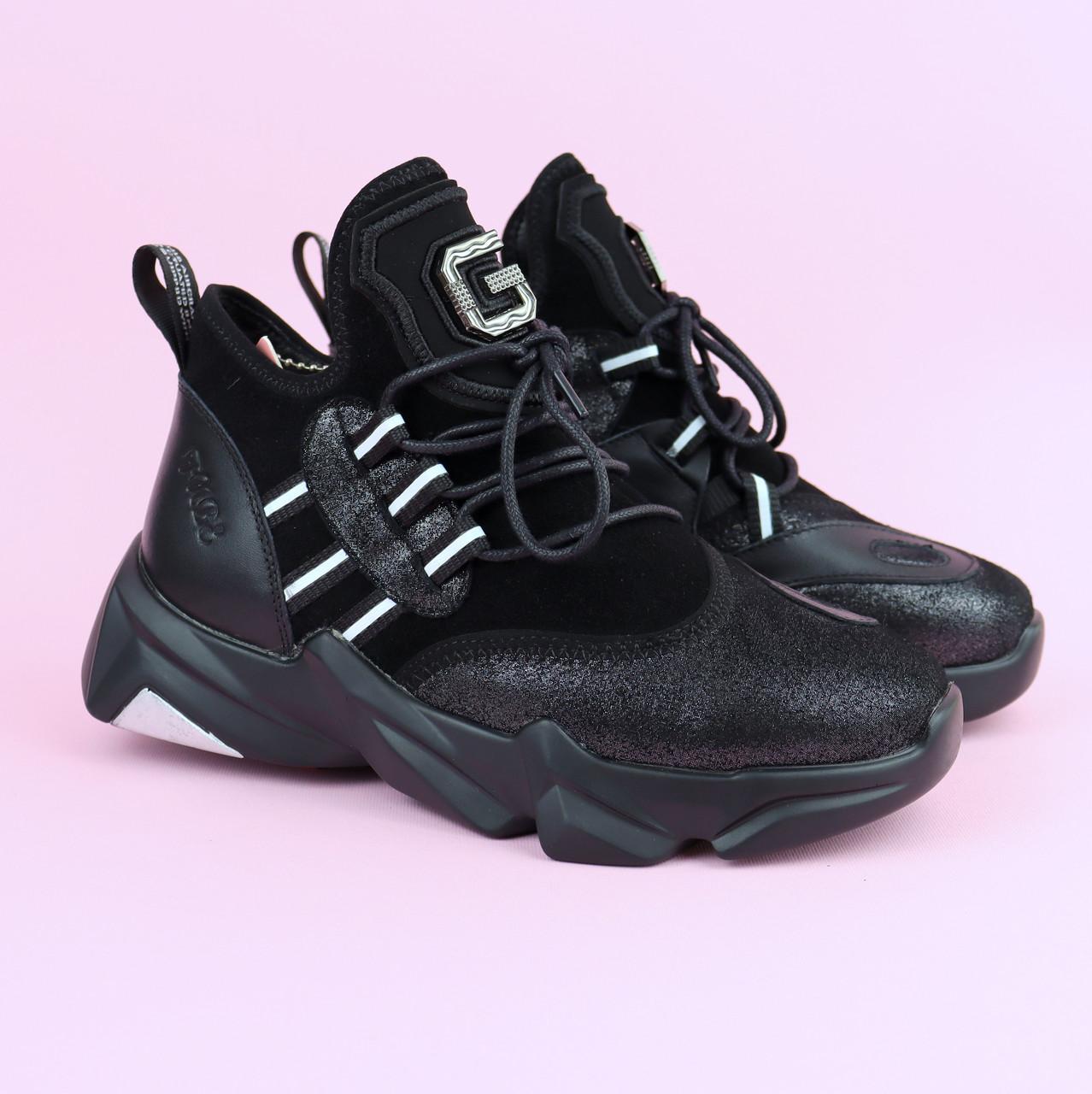 Детские демисезонные кроссовки для девочки подростка тм BiKi размер 35,37,38