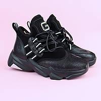 Детские демисезонные кроссовки для девочки подростка тм BiKi размер 35,37,38, фото 1
