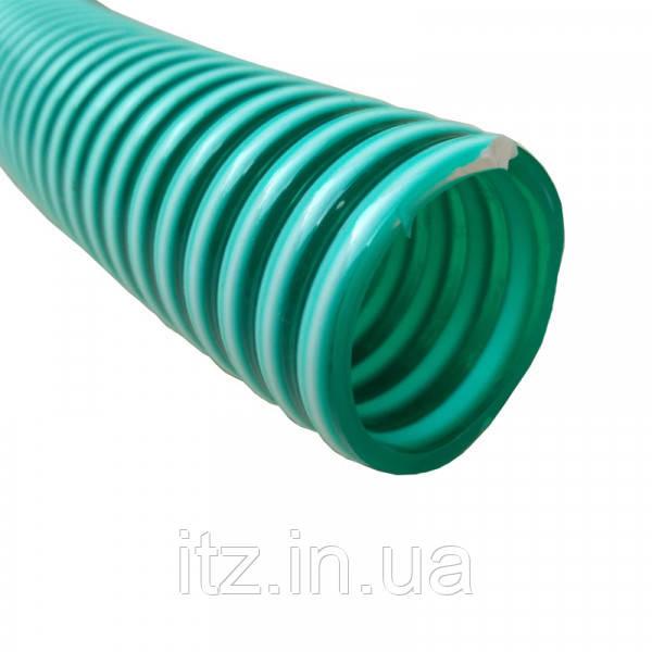 045-3,5(2,6) 5бар/6мВСт зелений PVC (Food UV) Ultra UV - уст до ультрафіолету (25м) Україна