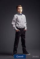 Брюки школьные для мальчика Luxury