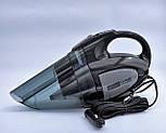Автопилосос Elegant Cyclonic Power Maxi EL 100 235 сухе та вологе прибирання, фото 2